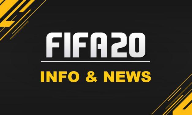 Pierwsze informacje o FIFA 20!
