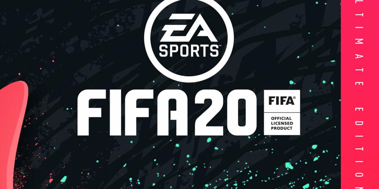 Trailer FIFA 20- Tryb Volta!