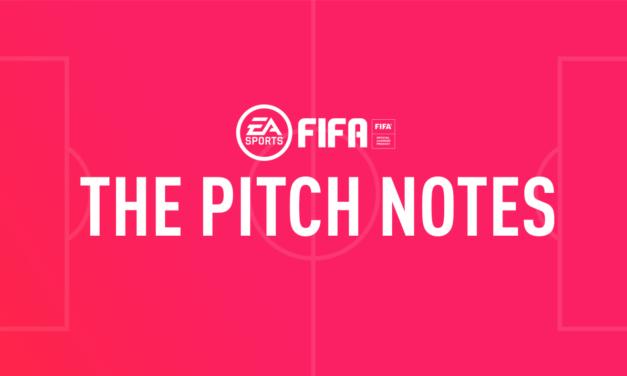 Piętnasta aktualizacja gry (FIFA 19)